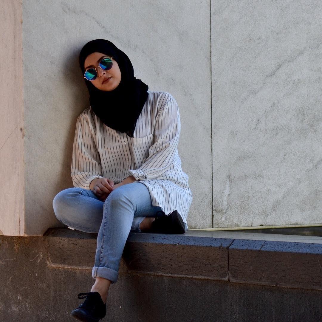 Regardez Cette Photo Instagram De Lovaticfab 383 Mentions J Aime Hijab Outfits