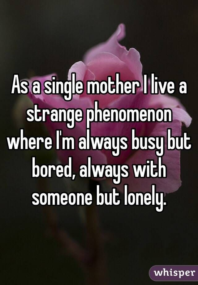 Whisper App.  Confessions from single moms.