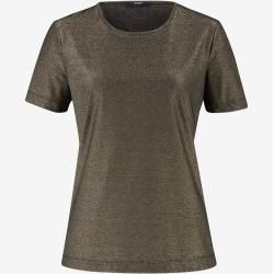 Photo of Lurex-T-Shirt Tine in Gold/Schwarz JoopJoop!