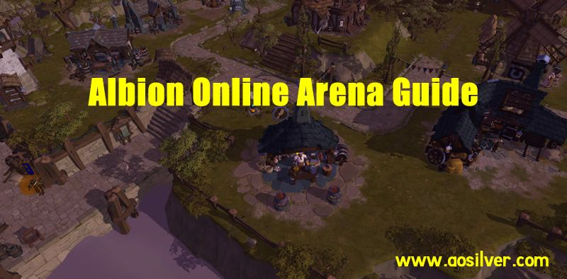 Albion Online Arena Guide Activities, News