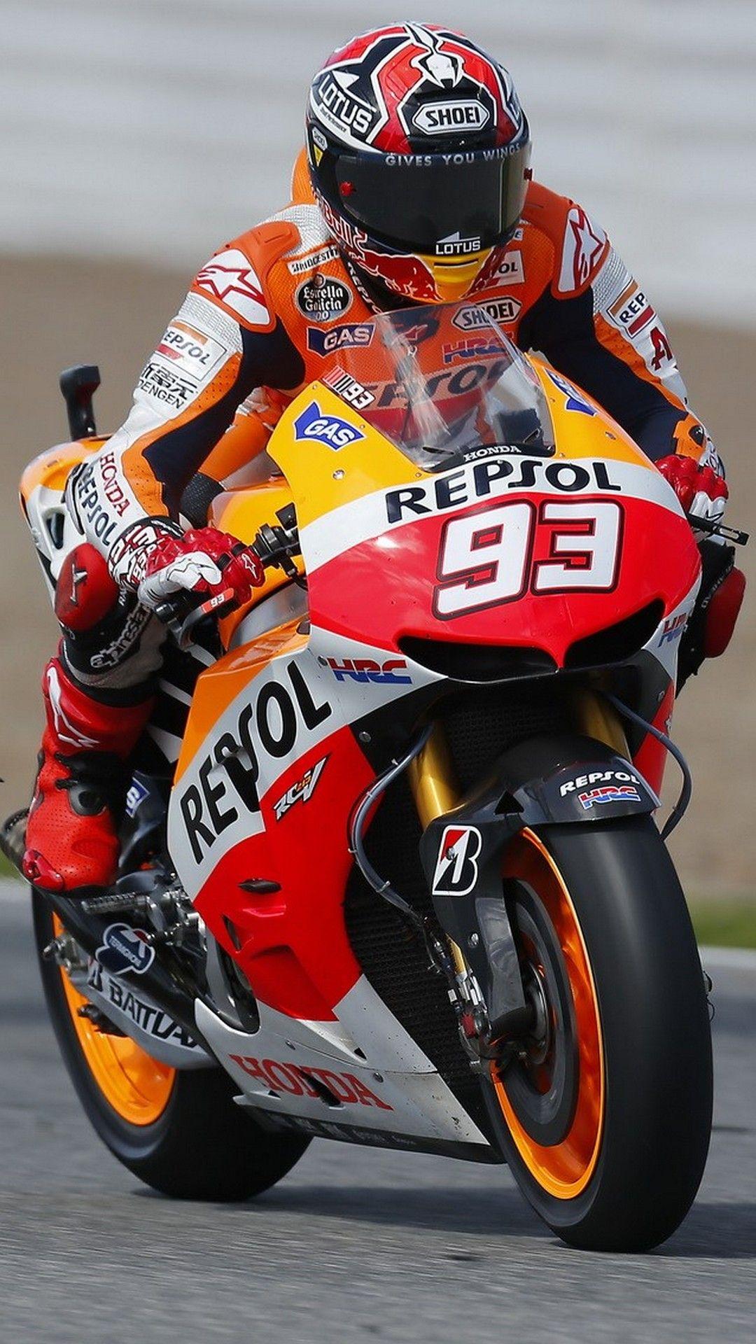 Marc Marquez Motogp Iphone Wallpaper Hd Jpg 1 080 1 920 Pixels Marc Marquez Moto Sportive Moto Enfant