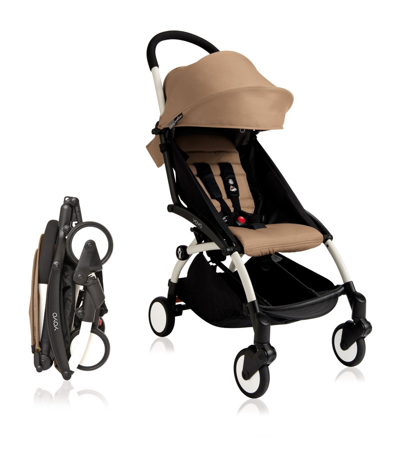 YoYo 6+ Stroller Travel stroller, Car seats, Baby strollers