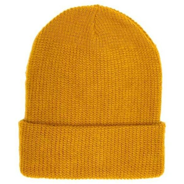 Forever21 Brushed Knit Beanie ( 6.90) ❤ liked on Polyvore featuring  accessories 4d0594564f4