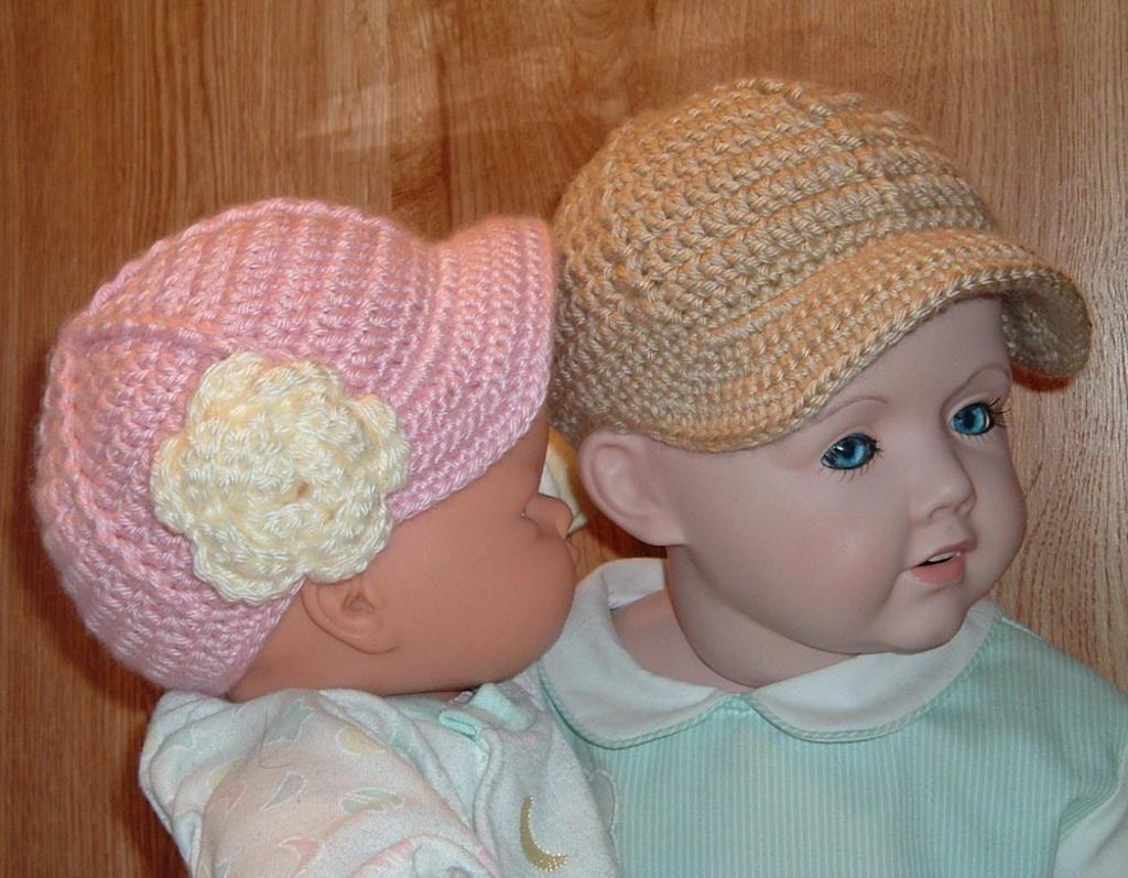 Baby baseball cap baby baseball baseball cap and pdf baby baseball cap hat patternscrochet bankloansurffo Image collections