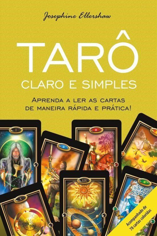 Taro Claro E Simples Aprenda A Ler As Cartas De Maneira Rapida E