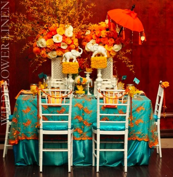 Thailand themed hosting a party w southern hospitality for Thai decorations ideas