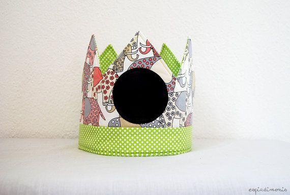 Coronas de cumpleaños Espiadimonis por Lespiadimonis en Etsy