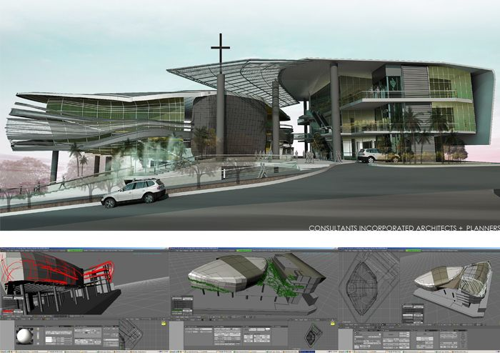 Architectural design with blender also by luther seet at coroflot rh pinterest