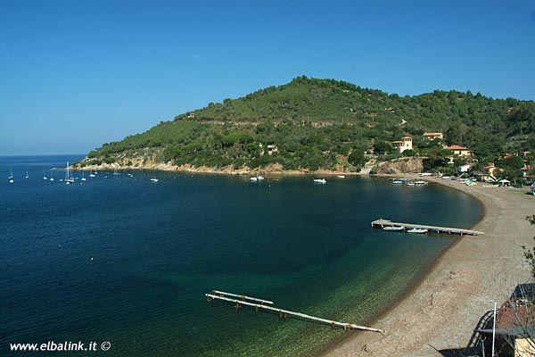 Residence Isola d'Elba sul mare Sant'Anna del Volterraio
