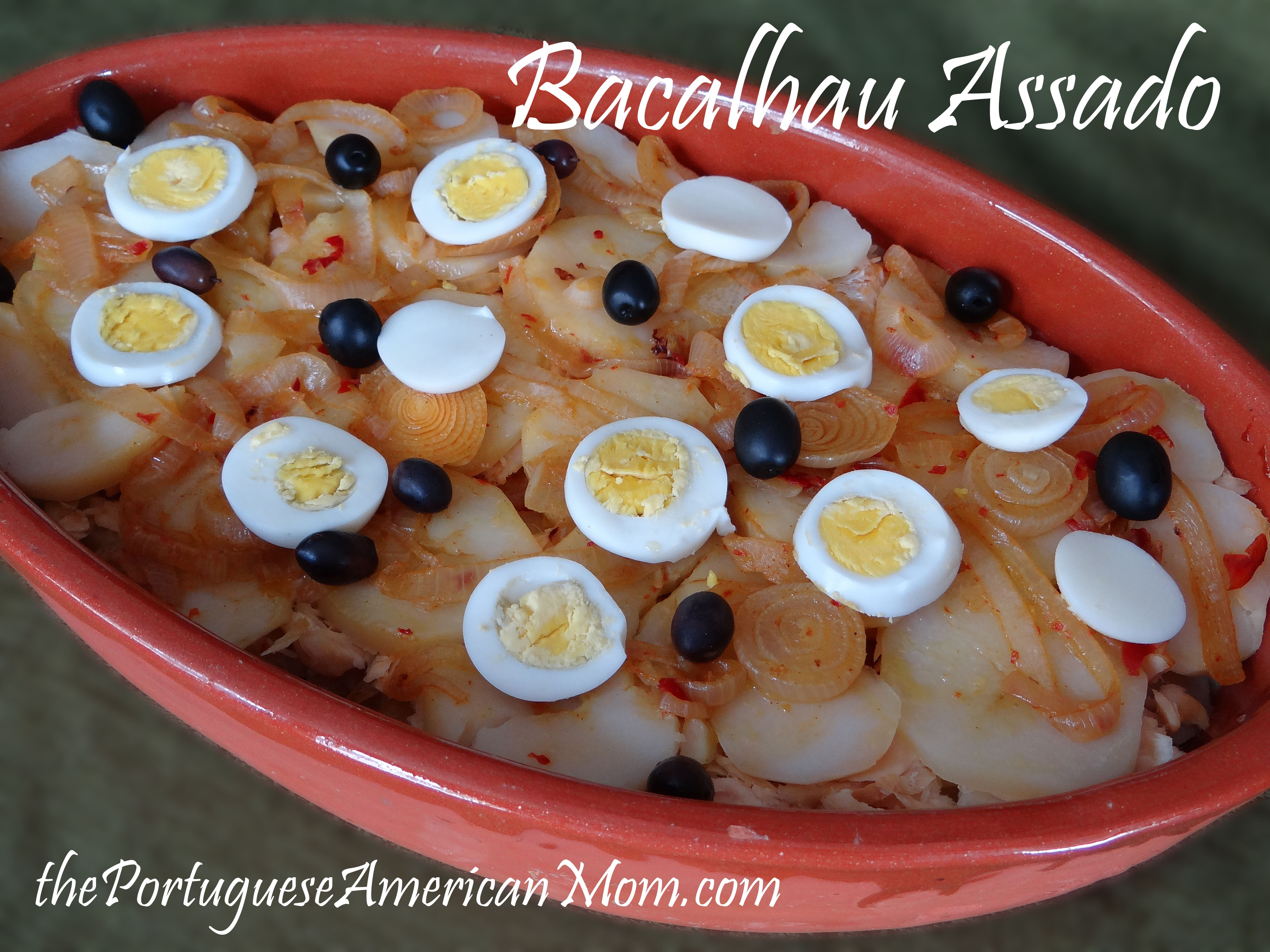 Portuguese Salt Cod Casserole Is A Holiday Tradition A