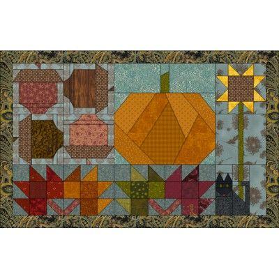 Seasonal Sundries   Quilt design, Sunflowers and Leaves : quilt design wizard - Adamdwight.com