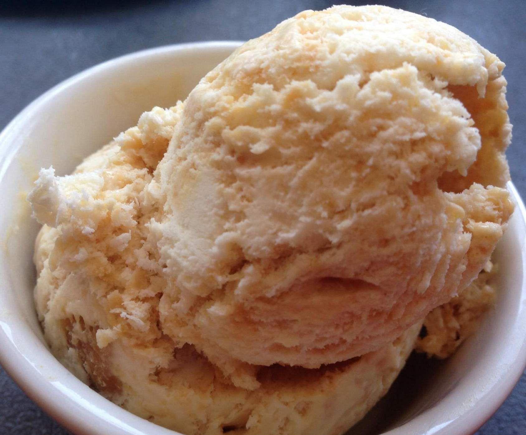Rezept Karamell Eis von sifi08 - Rezept der Kategorie Desserts