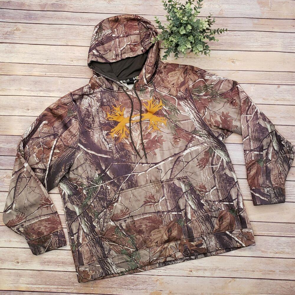 Under Armour 3d Camouflage Pull Over Hoodie Mens 3xl Realtree Loose Sweatshirt Underarmour Sweatshirts Hoodie Mens Under Armour Sweatshirt Sweatshirts Hoodie [ 1000 x 1000 Pixel ]