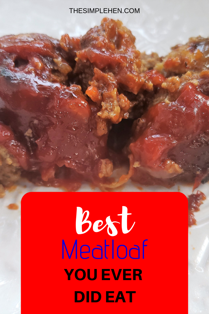 Best Dang Meatloaf Recipe (With images) Ultimate