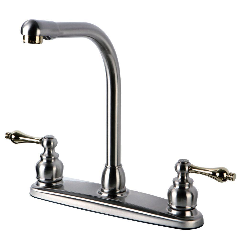 Kingston Brass Kitchen Faucet | Kitchen Design Ideas