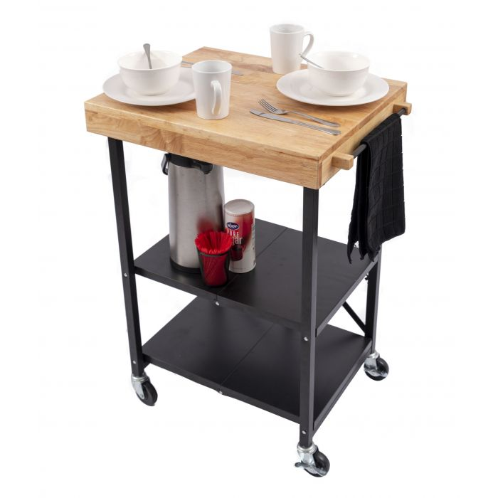 24 Collapsible Kitchen Cart Kitchen Island With Towel Bar