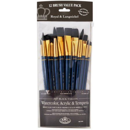 Arts Crafts Sewing Paint Brushes Artist Brush Brush Sets
