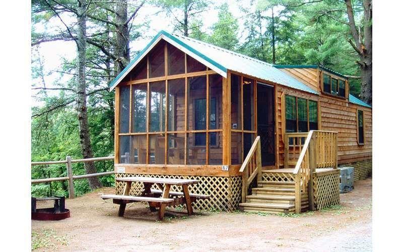 Schroon River Escape Lodges Rv Resort A Scenic Lake Cabins Lake George In 2020 Lake Cabins Cabin Lake George Cabins