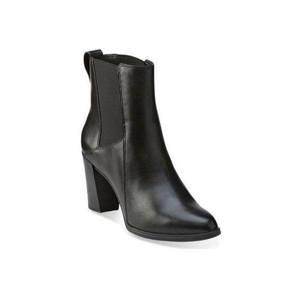 Clarks Kadri Liana Ankle Boots Color Black  Women