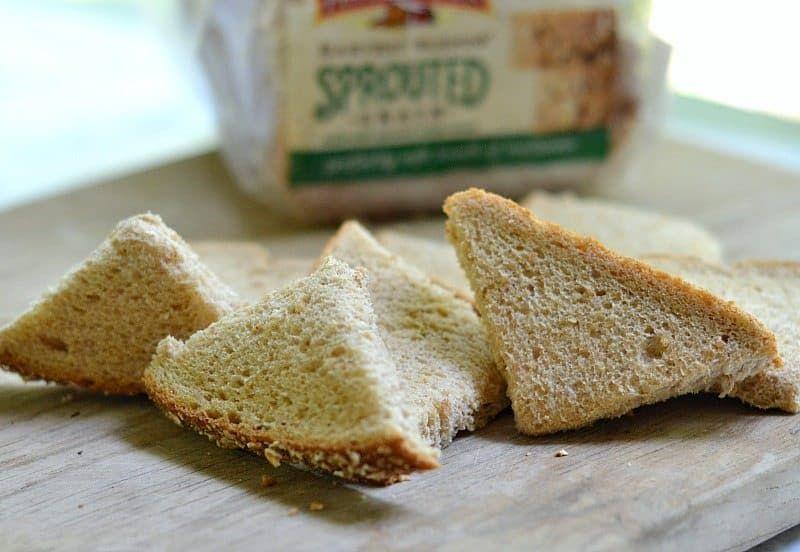 Swedish Toast Skagen | Shrimp Toast Appetizer great for parties!