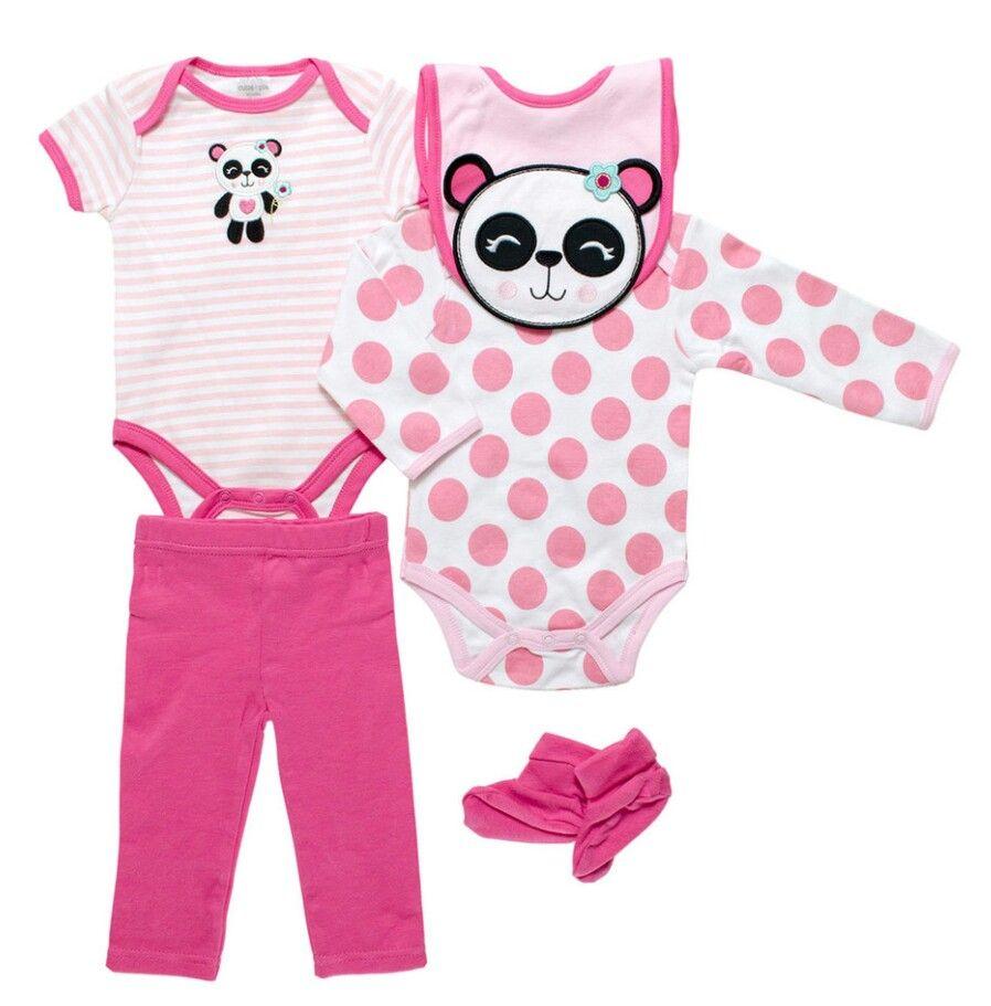Pin by Ashley DeRogatis on Panda Pink panda, Baby girl