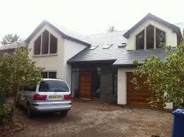 Image Result For Improving Curb Appeal On 1960 S Chalet Style House Uk Bungalow Exterior Bungalow Design Bungalow Renovation