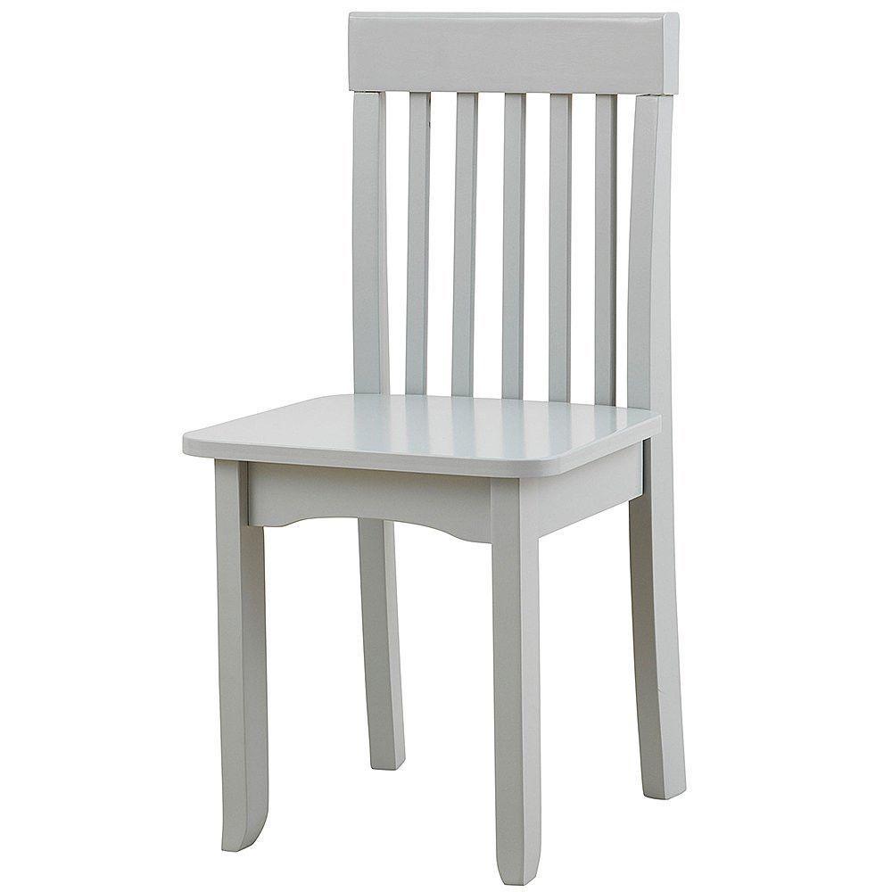 KidKraft 16639 Avalon Chair - Gray Fog Ombre