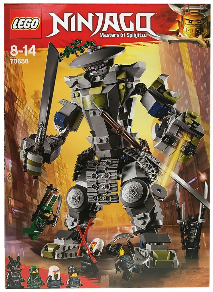 VisuelSuperhelden 70658 Ninjago Oni Lego TitanPremier WEeIYD2H9b