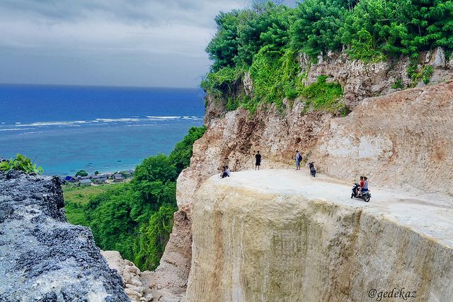 PANDAWA BEACH (SECRET BEACH) BALI, Badung, Indonesia.