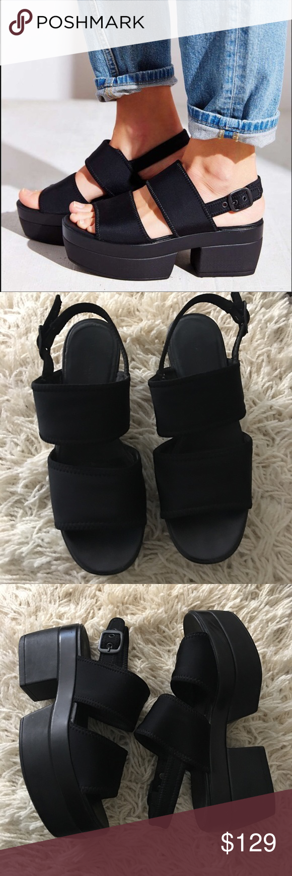 dd36fb085a7 Vagabond Lindi platforms 🚫No Trades🚫 Rare size to find in these amazing platform  sandals 😍 these are in great used condition.