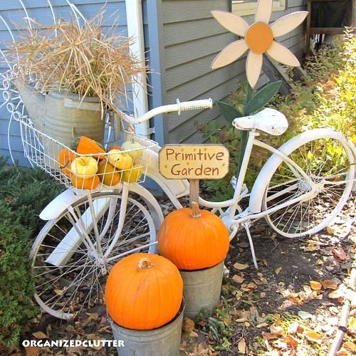 Primping My Bike For Fall