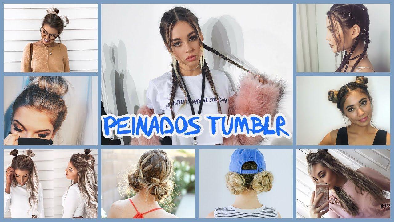 Peinados de moda 2017 2018 tumblr hairstyle baddie - Peinados d moda ...