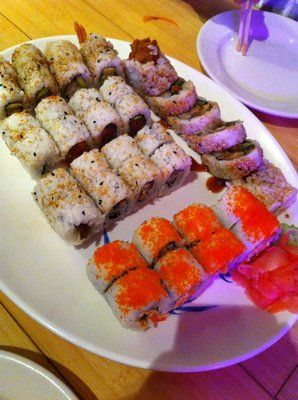 Yokohama Sushi In Boca Raton Fl Great Prices With A Relaxed Atmosphere