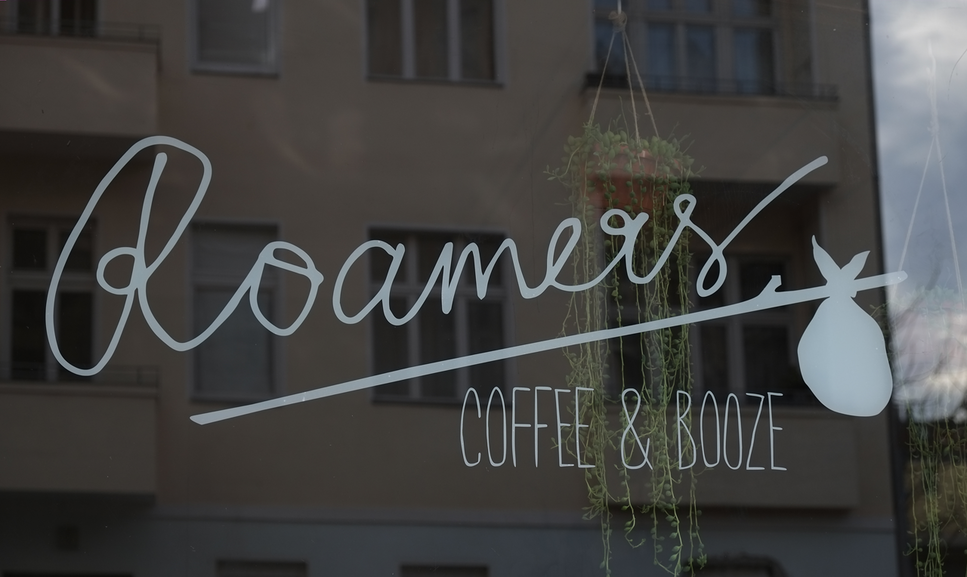 ROAMERS BERLIN - our new favorite café in Neukölln, Berlin