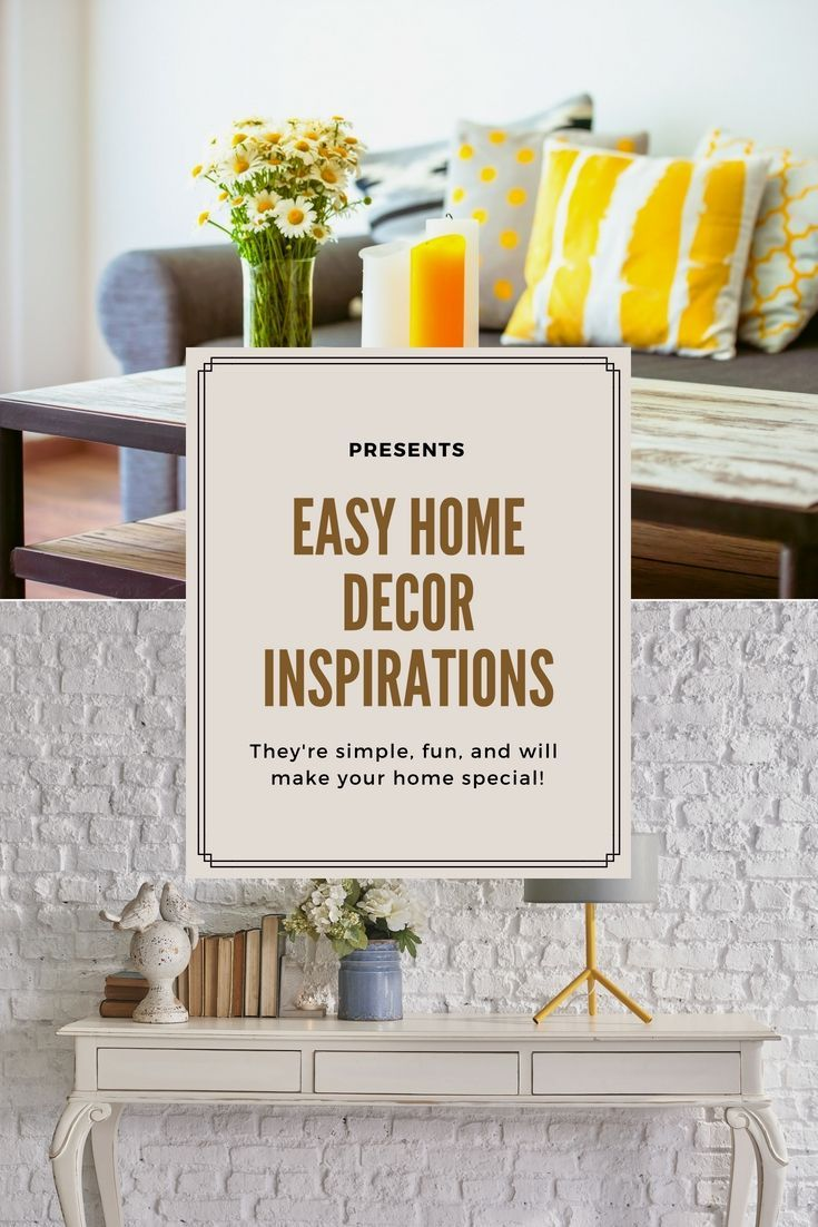 Easy home decor photos reduce costs with some of these ideas easyhomedecor also rh pinterest