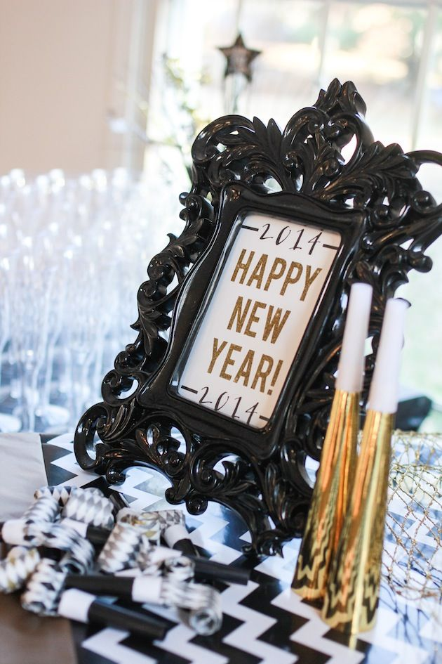 New Year's Eve Party Ideas | Eve parties, New years eve ...