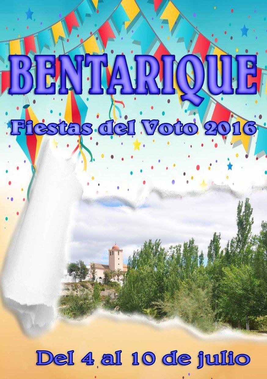 Bentarique (Fiestas del Voto 2016) | Publicaciones I Love Alpujarra