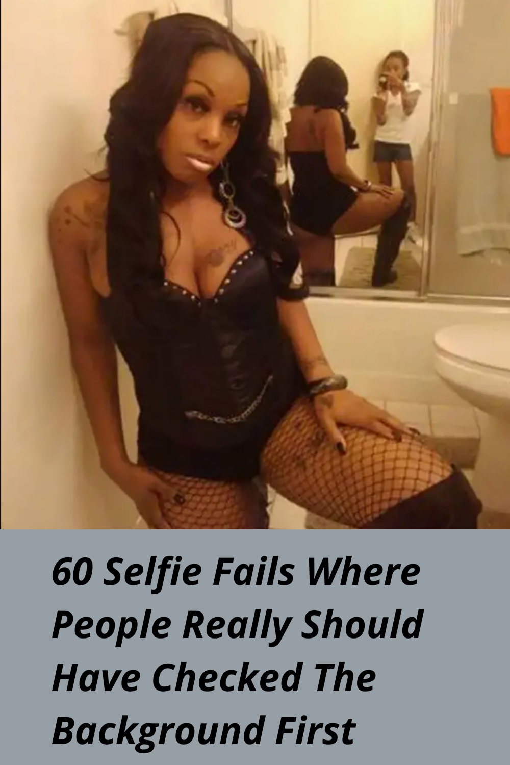60 Selfie Fails Where People Really Should Have Ch