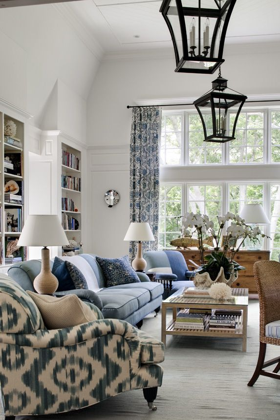 VT Interiors   Library Of Inspirational Images · White RoomsLiving Room  FurnitureFamily ...