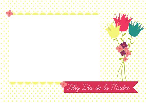 Invitaciones Dia De Las Madres Para Personalizar Tarjetas