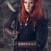 """Hobbit""  (Female Ver.) Art Studio Fashion Photo | Alexander Turchanin"