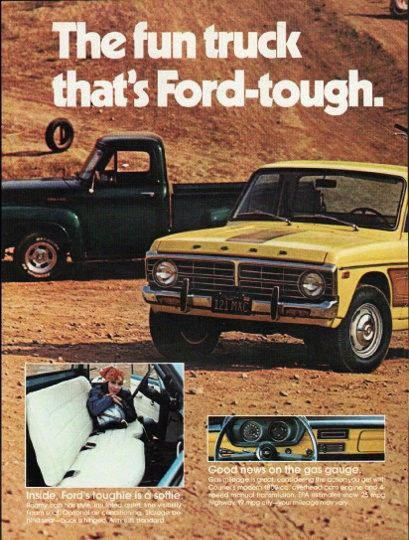 Epic! I totally adore this colour for this 1980 F150 ...