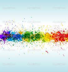 Resultado De Imagen Para Vector Salpicadura De Pintura Wall Art Wallpaper Paint Splash Background Mural Wallpaper