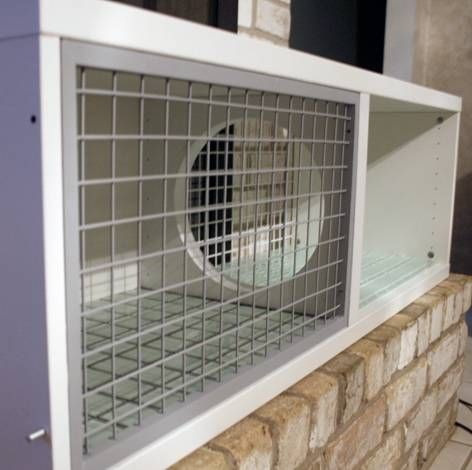 Diy project nicole s modern bunny hutch design sponge for Design indoor rabbit cages