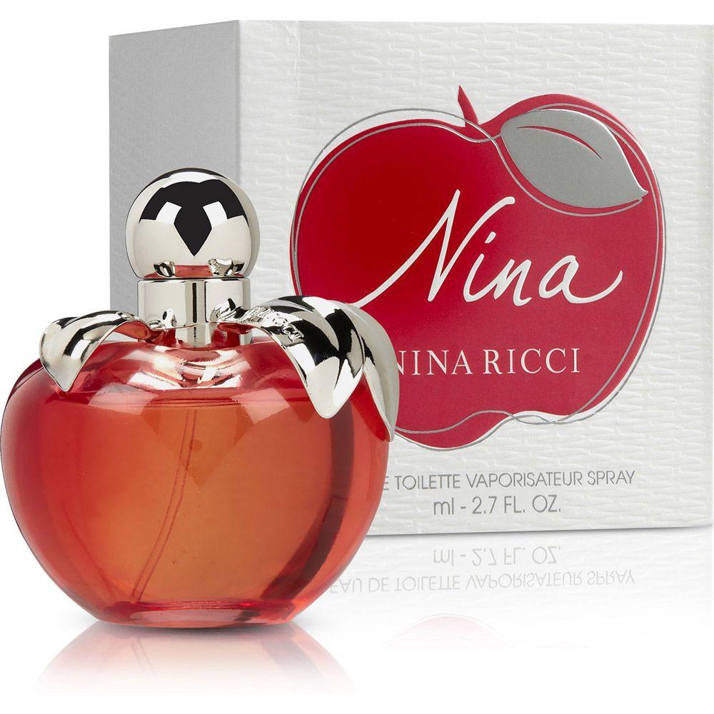 nina perfumes