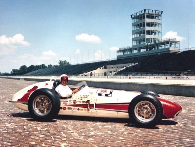 IndyCar Series Photo Gallery - #SuperTex - A.J. Foyt Through The Years