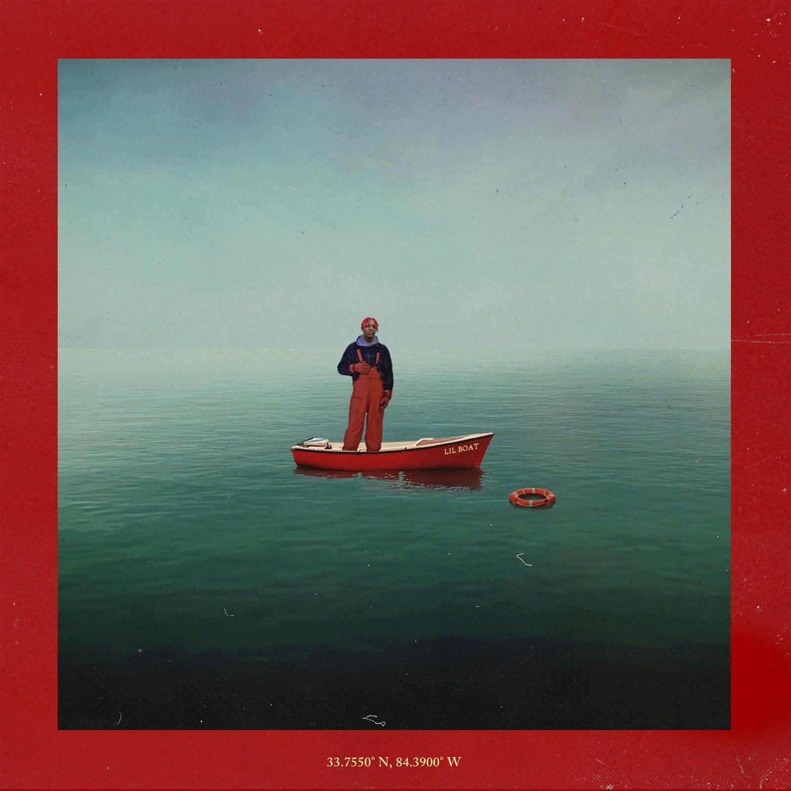 Image Result For Lil Yachty Lil Boat Album Cover Rap Album