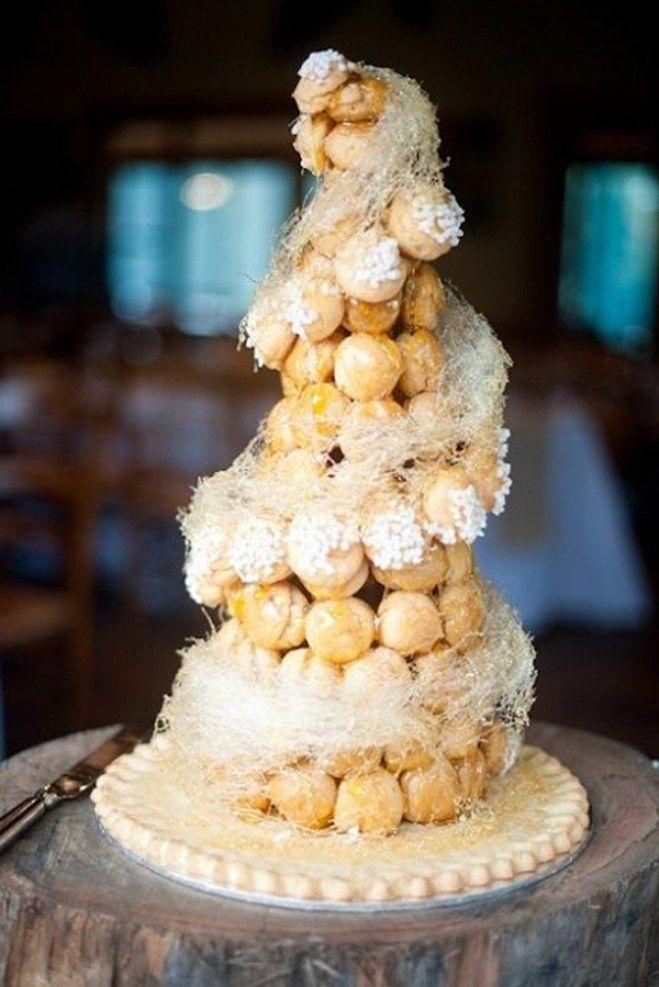 30 pièces montées en choux pour votre mariage | Десерты | Pinterest ...