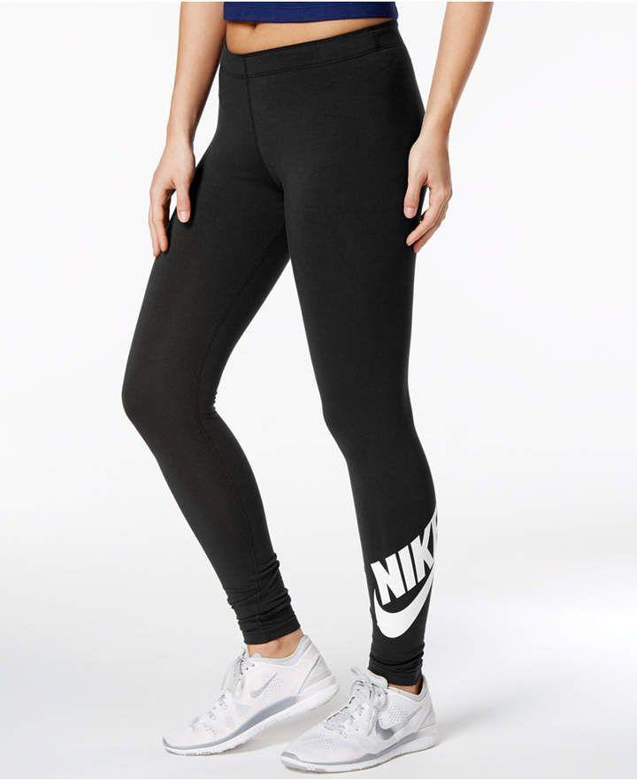 92e9774d6dd469 Sportswear High-Waist Leggings in 2019 | Products | Nike leggings ...
