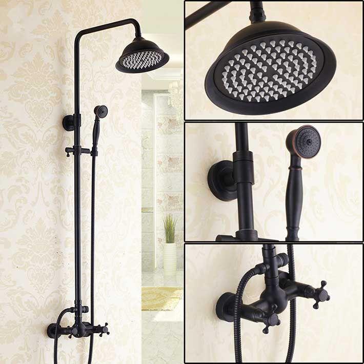 Pin by Decorizon on le Marais | Pinterest | Shower faucet sets ...